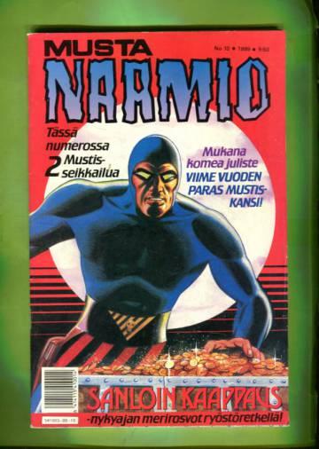 Mustanaamio 10/89 + liite
