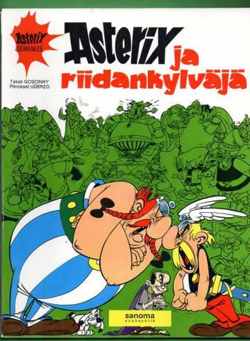 Asterix 11 - Asterix ja riidankylväjä (1. painos)