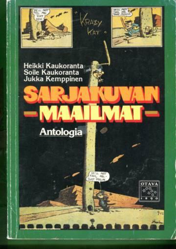 Sarjakuvan maailmat - Antologia