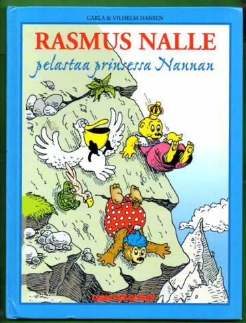 Rasmus Nalle pelastaa prinsessa Nannan