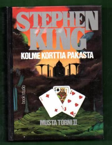 Musta torni 2 - Kolme korttia pakasta