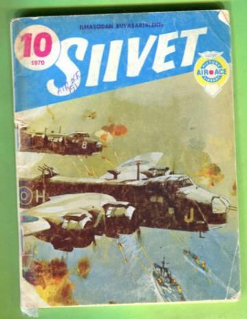 Siivet 10/70 - Lumottu pommikone