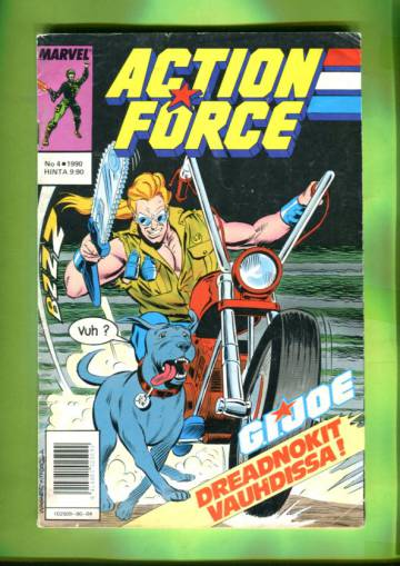 Action Force 4/90