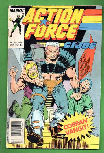 Action Force 1/91