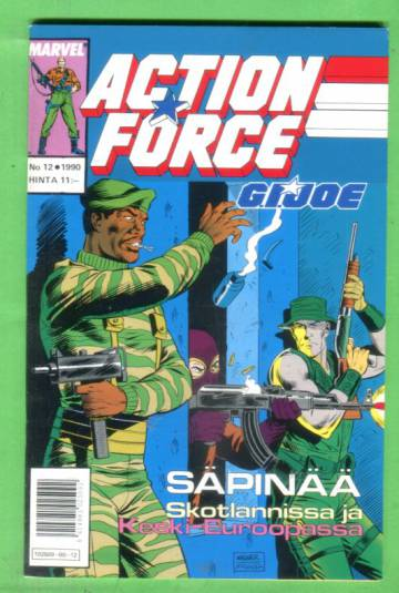 Action Force 12/90