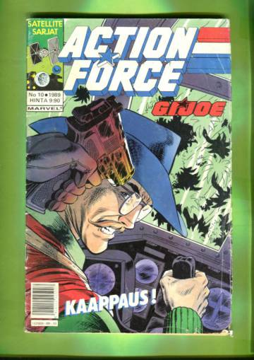 Action Force 10/89