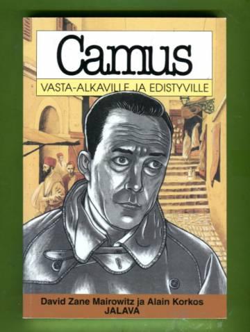 Camus vasta-alkaville ja edistyville