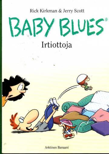 VARASTOTYHJENNYS Baby Blues - Irtiottoja