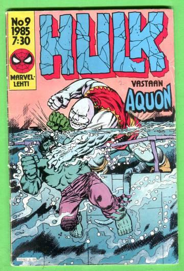 Hulk 9/85