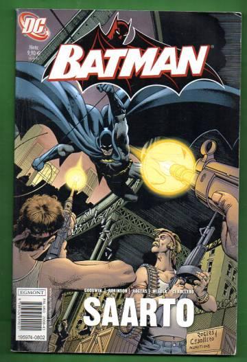 Batman - Saarto
