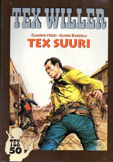 Tex Willer -suuralbumi 8 - Tex suuri