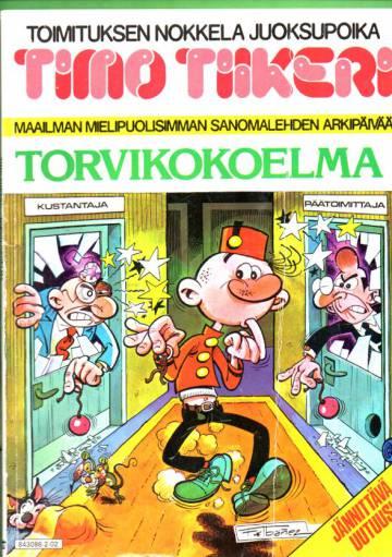 Timo Tiikeri 2 - Torvikokoelma