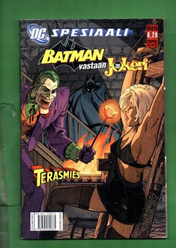 DC-spesiaali 3/06 - Batman/Teräsmies