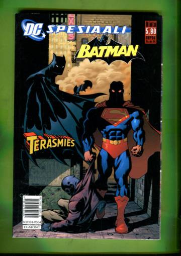 DC-spesiaali 4/05 - Batman & Teräsmies