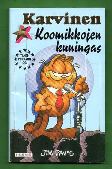 Tähtipokkarit 23 - Karvinen: Koomikkojen kuningas
