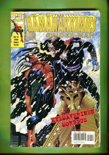 Hämähäkkimies 12/98 (Spider-Man)