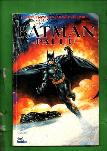 Batman-spesiaali 3/92 - Batman: Paluu