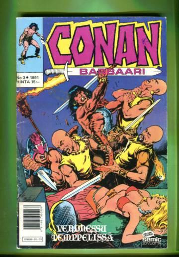 Conan 3/91