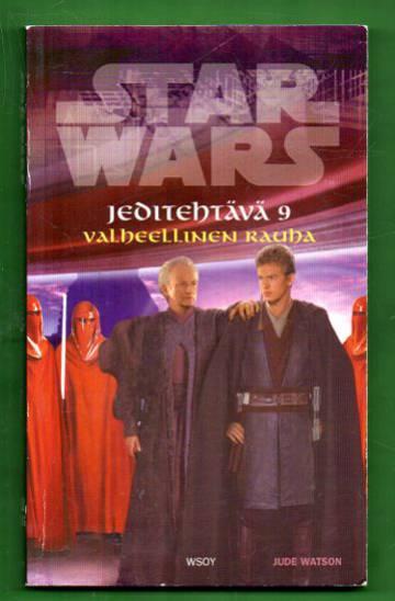 Star Wars - Jeditehtävä 9: Valheellinen rauha
