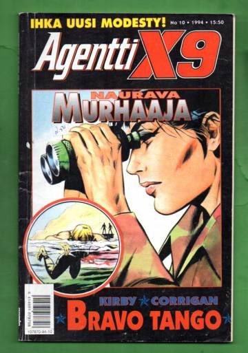Agentti X9 10/94