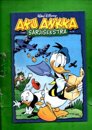 Aku Ankka - Sarjisekstra 99: 7/2007