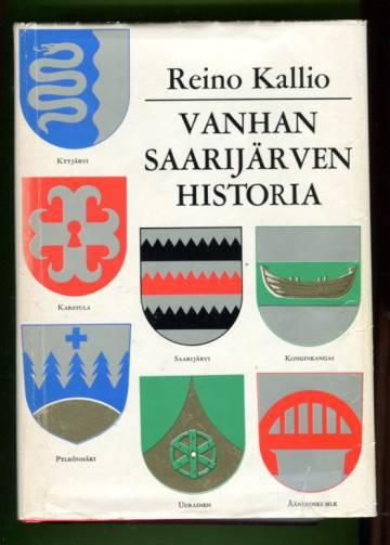 Vanhan Saarijärven historia