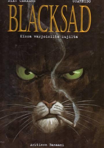 Blacksad 1 - Kissa varjoisilta kujilta