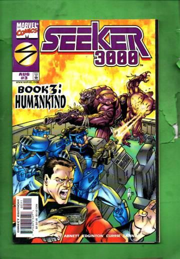 Seeker 3000 Vol. 1 #3 Aug 98