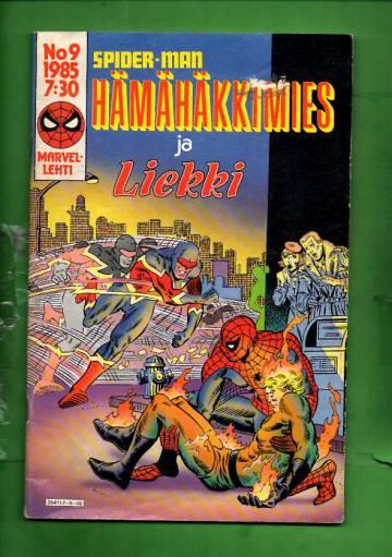 Hämähäkkimies 9/85 (Spider-Man)