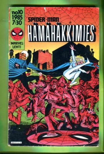 Hämähäkkimies 10/85 (Spider-Man)