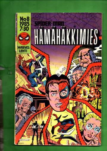 Hämähäkkimies 8/85 (Spider-Man)