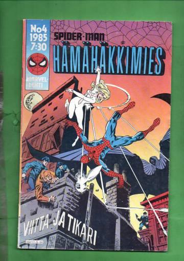 Hämähäkkimies 4/85 (Spider-Man)