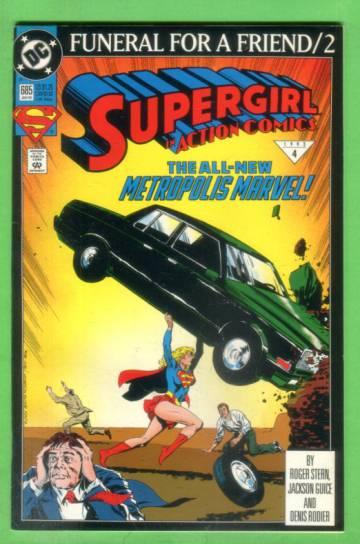 Action Comics No. 685, January 1993