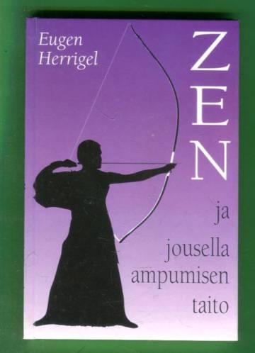Zen ja jousella ampumisen taito