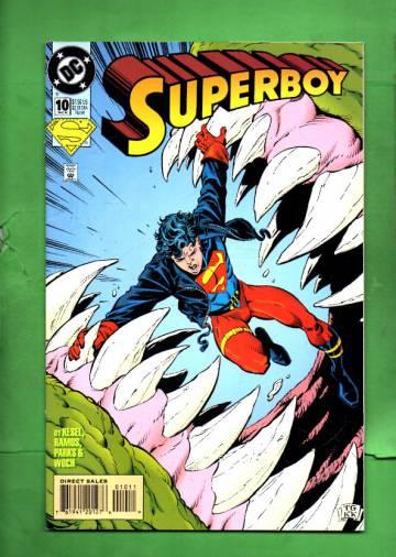 Superboy #10 Dec 94