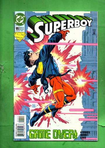 Superboy #11 Jan 95