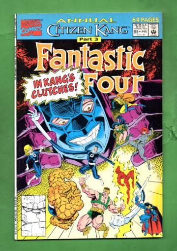 Fantastic Four Annual Vol. 1 #25 92