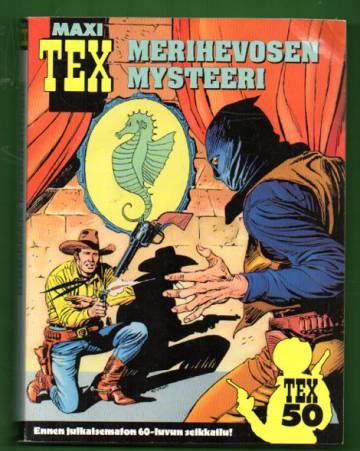 Maxi Tex 2 - Merihevosen mysteeri (Tex Willer)