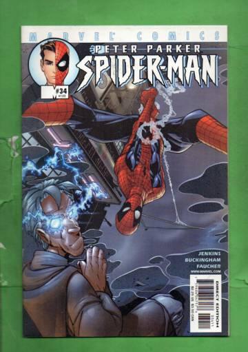 Peter Parker: Spider-Man Vol. 2 #34 Oct 01