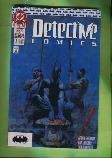 Detective comics Annual #3 1990