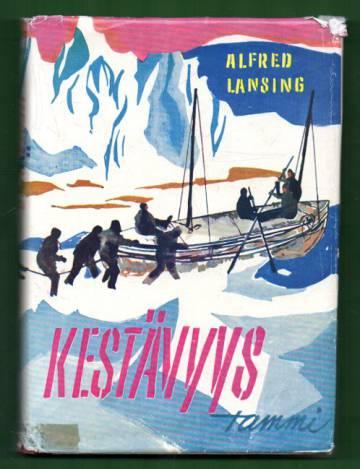 Kestävyys - Shackletonin uskomaton matka Etelämantereelle
