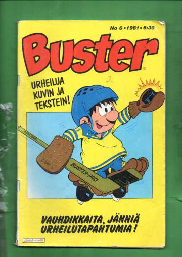 Buster 6/81