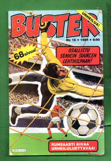 Buster 16/84