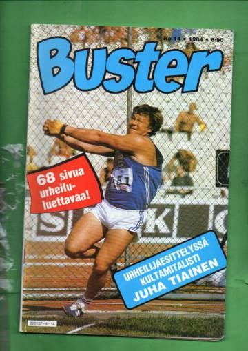 Buster 14/84
