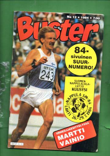 Buster 12/84