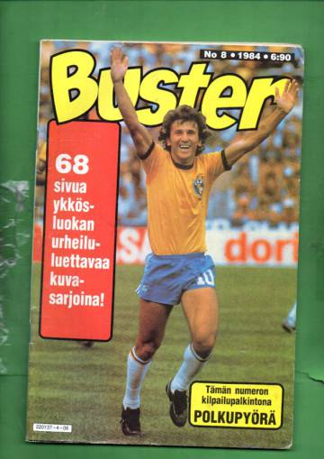 Buster 8/84