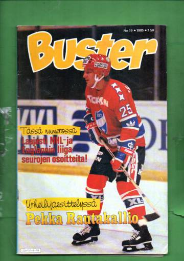 Buster 19/85