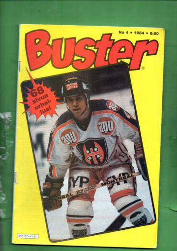 Buster 4/84