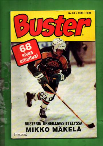 Buster 20/84