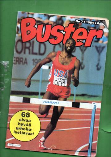 Buster 7/84
